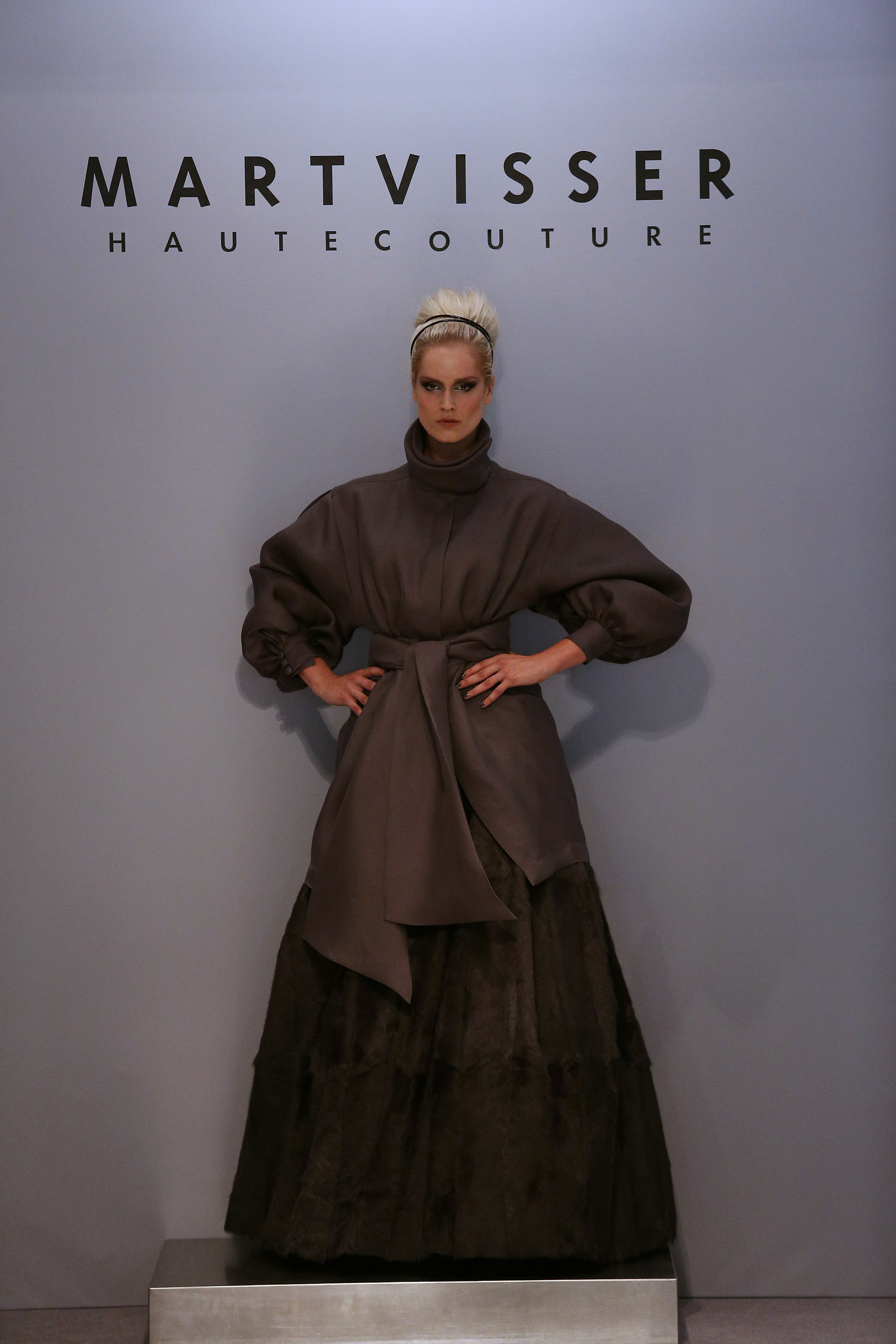 Mart Visser Haute Couture winter 2014